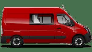 Movano Doublecab