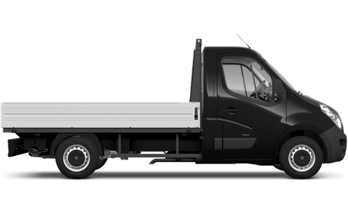 vauxhall Movano Dropside Entry Offer