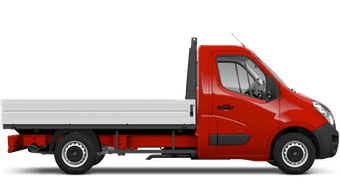 Vauxhall Movano Dropside
