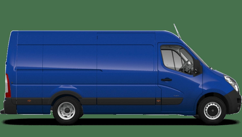 North Sea Blue (Solid) Vauxhall Movano Panel
