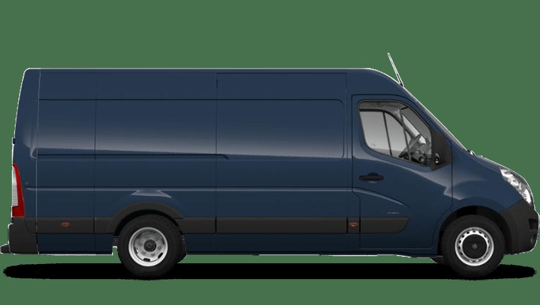 Signal Blue (Solid) Vauxhall Movano Panel
