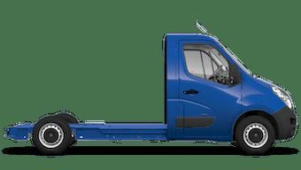 Movano Platform Cab