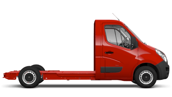 Vauxhall Movano Platform Cab