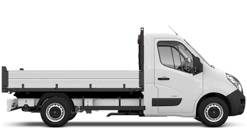 vauxhall Movano Tipper Entry Offer