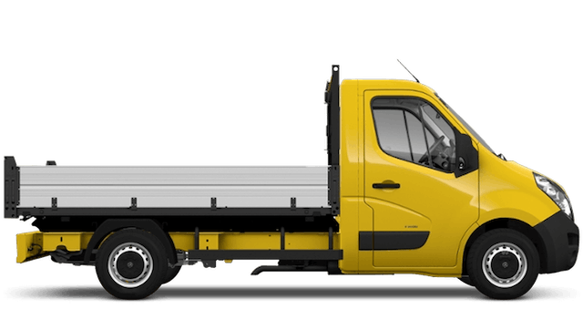 New Vauxhall Movano Tipper L2 Offer