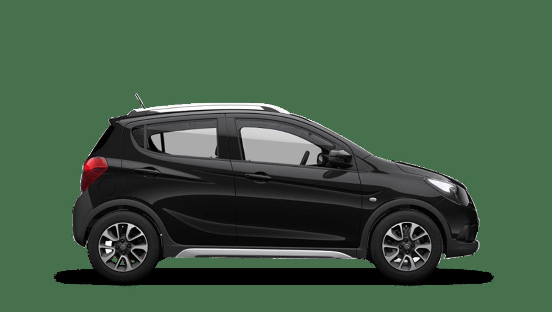 Mineral Black (Metallic) Vauxhall Viva