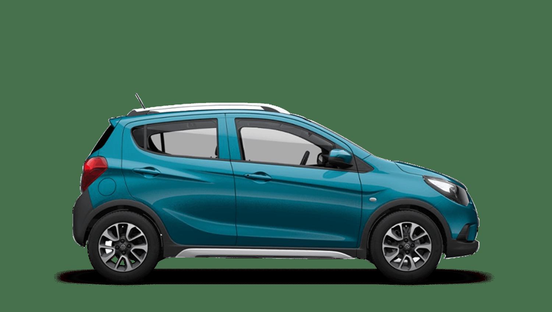 Petrol Blue (Metallic) Vauxhall Viva