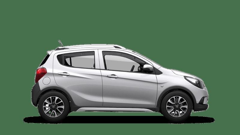 Sovereign Silver (Metallic) Vauxhall Viva