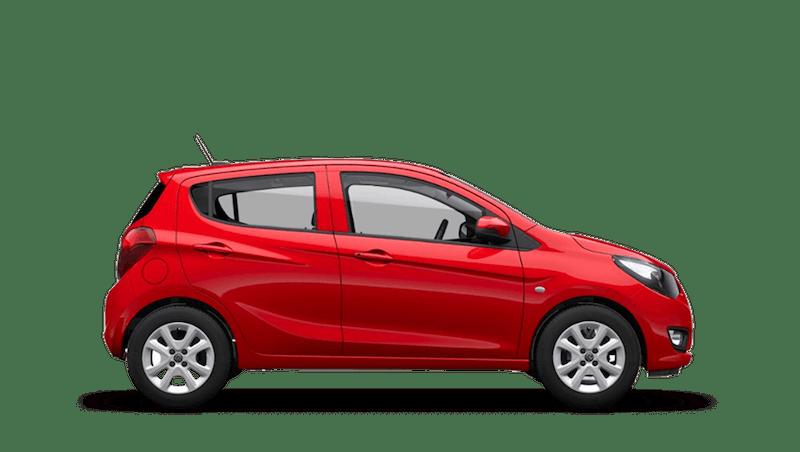 Lava Red (Brilliant) Vauxhall Viva