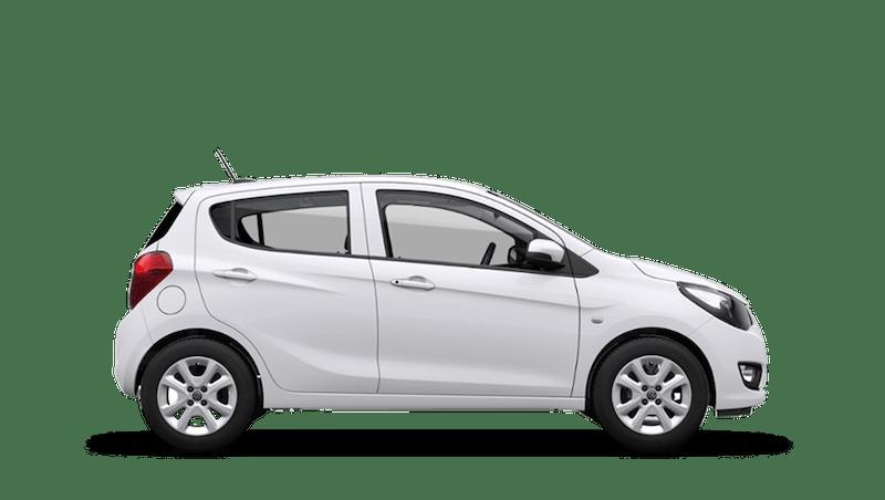 Summit White (Brilliant) Vauxhall Viva