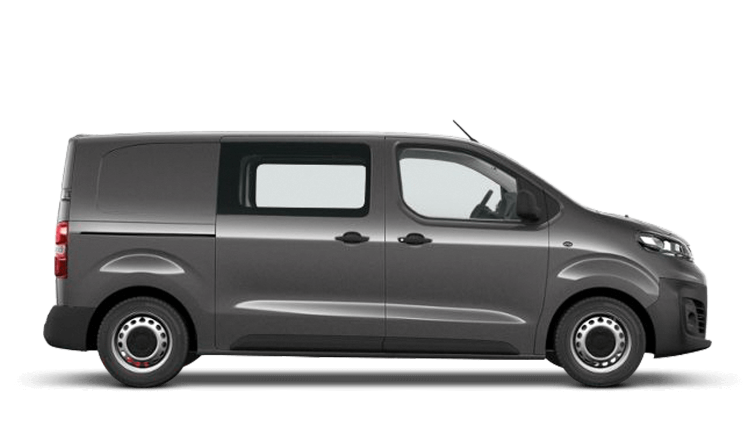 Moonstone Grey (Metallic) New Vauxhall Vivaro