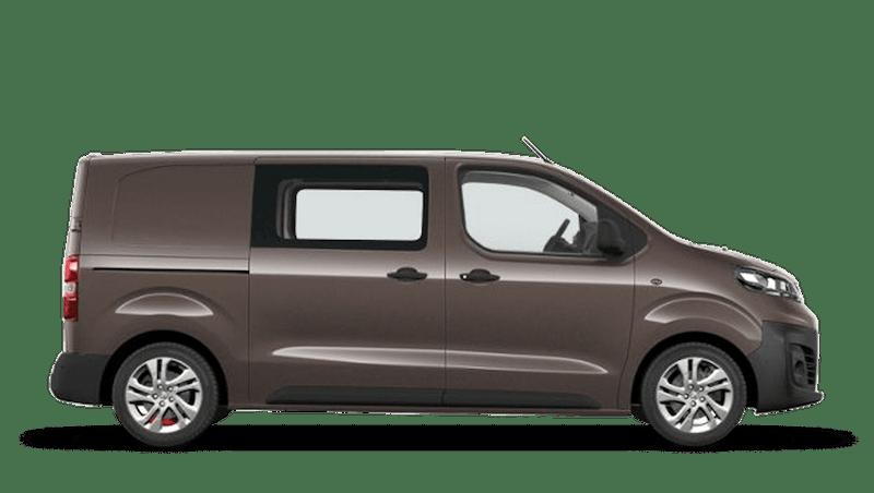 Vauxhall Vivaro New Doublecab Elite