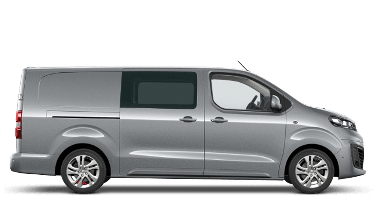 Quartz Grey (Metallic) New Vauxhall Vivaro