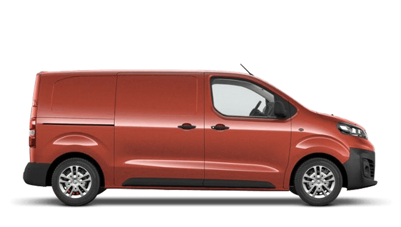 Vauxhall Vivaro New Panel Van Dynamic
