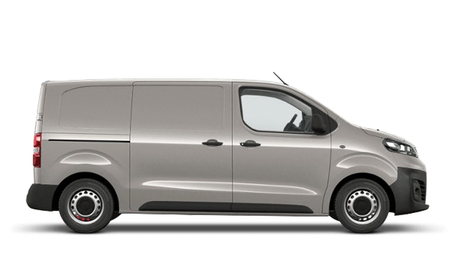 Cool Grey (Metallic) New Vauxhall Vivaro