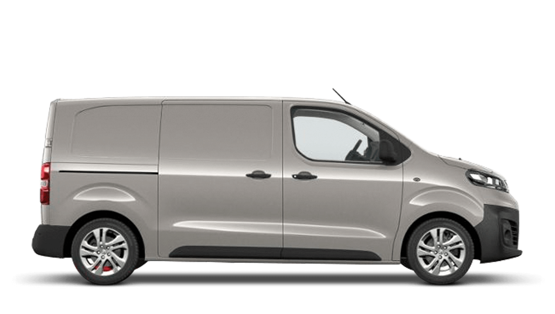 Cool Grey (Metallic) New Vauxhall Vivaro