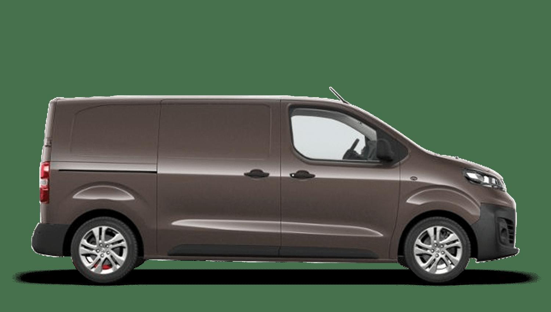 Rich Oak Brown (Metallic) New Vauxhall Vivaro