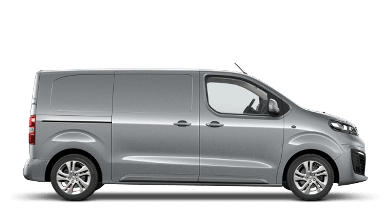 Quartz Silver Vauxhall Vivaro
