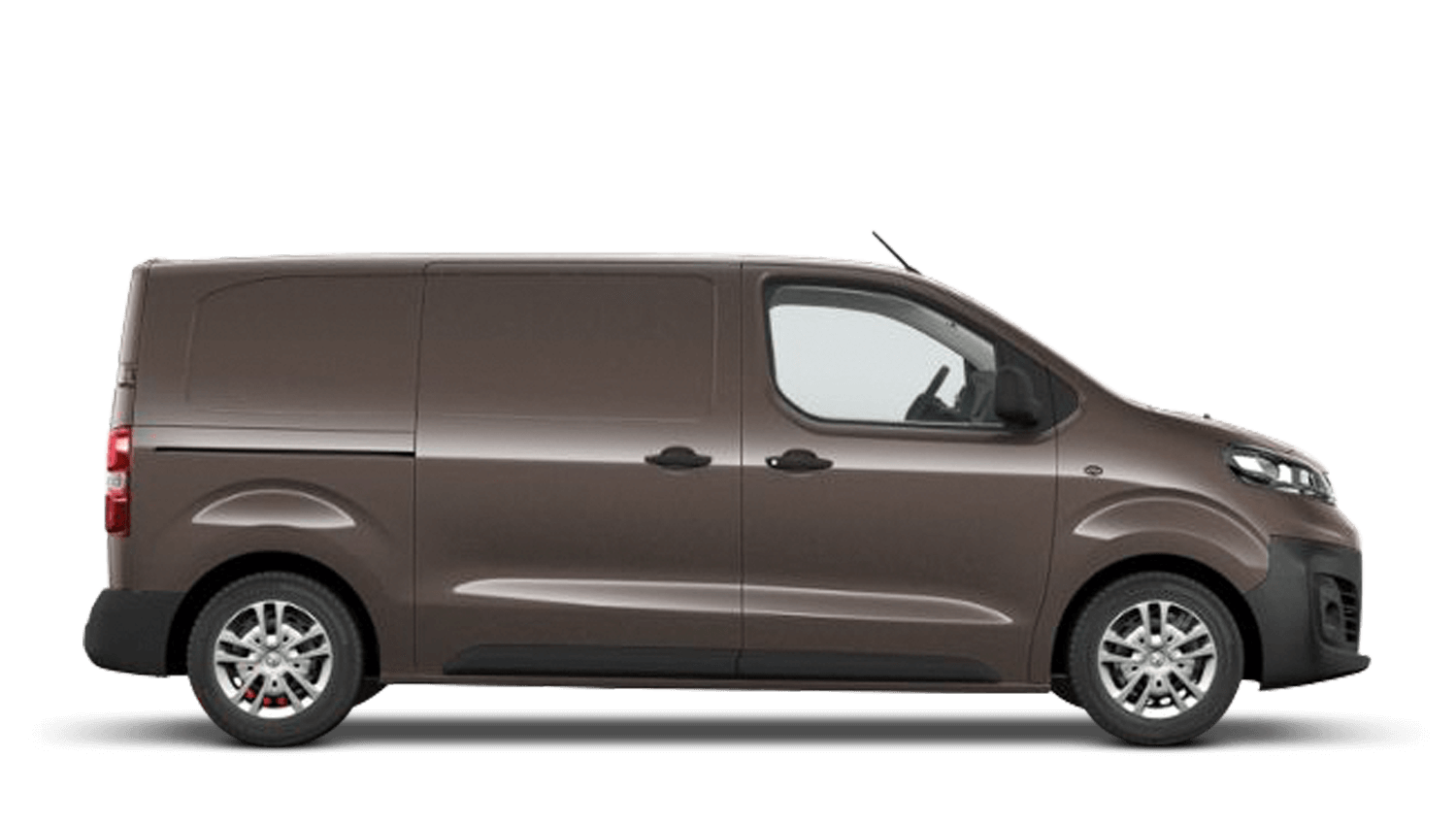Rich Oak Brown (Metallic) New Vauxhall Vivaro