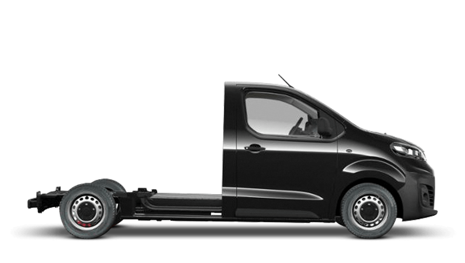 Diamond Black (Metallic) New Vauxhall Vivaro