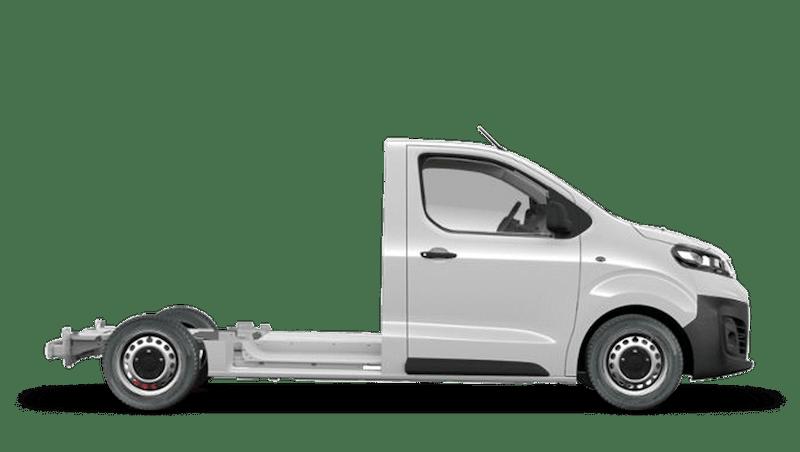 Vauxhall Vivaro New Platform Cab Edition