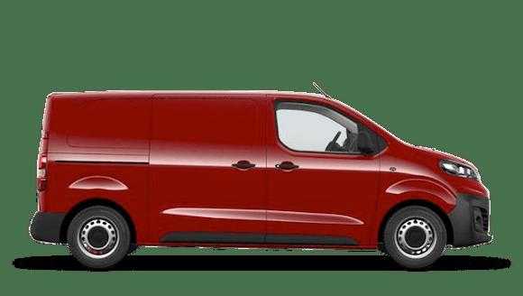 Vauxhall New Vivaro