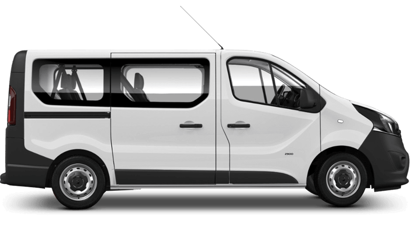 Vauxhall Vivaro Combi Combi