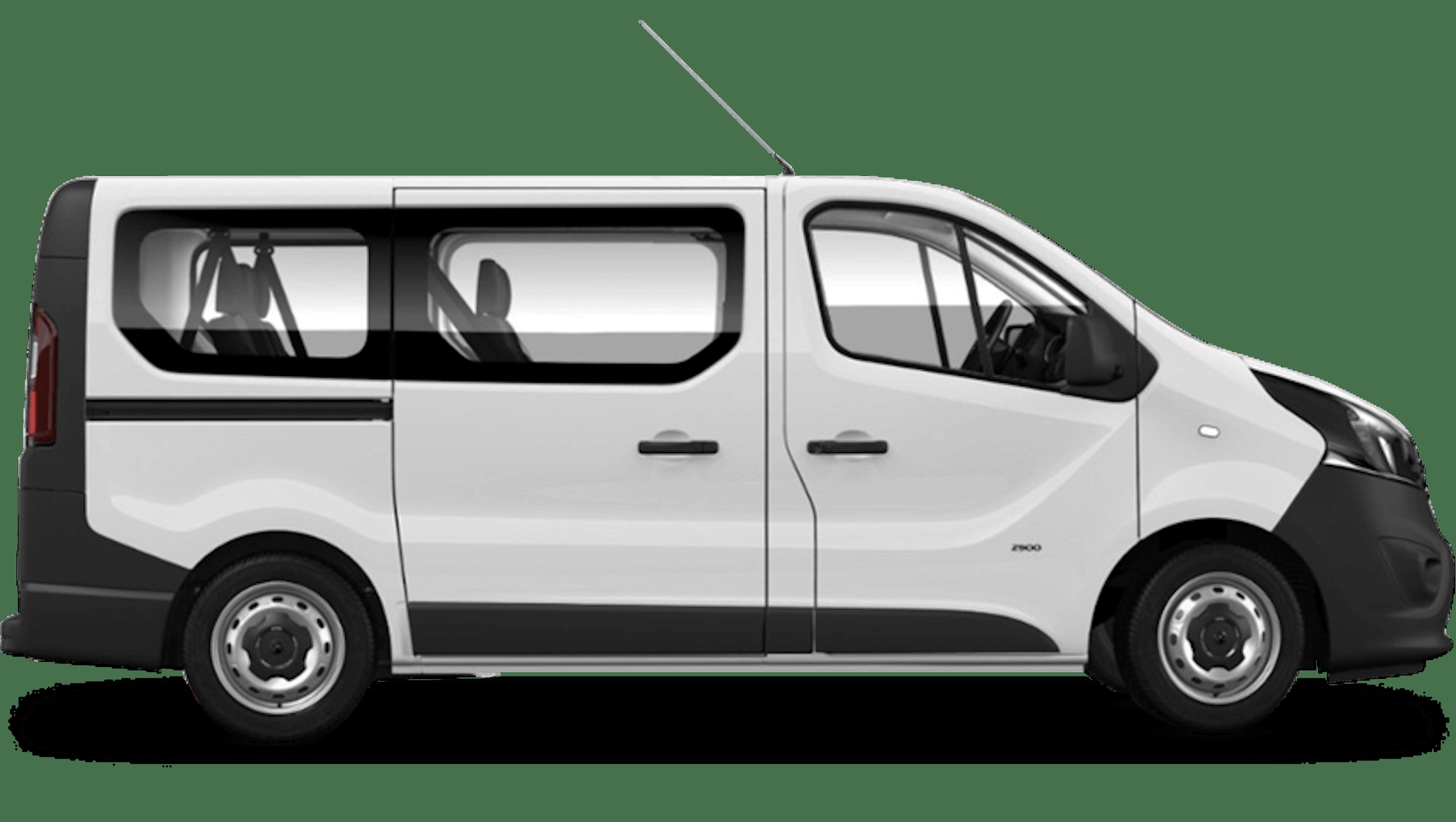 Vauxhall Vivaro Combi
