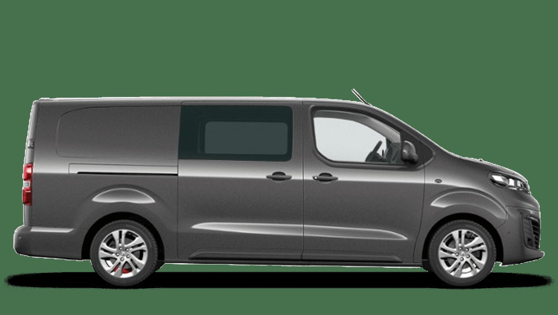 Platinum Grey (Metallic) Vauxhall Vivaro