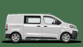 Vauxhall Vivaro Doublecab New