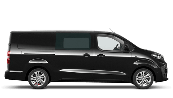 Vauxhall Vivaro Doublecab Sportive