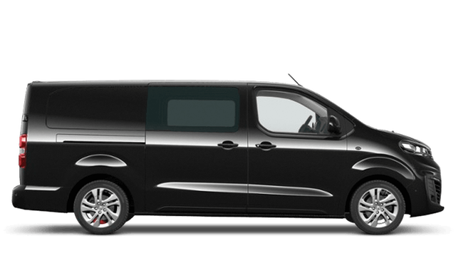 2018 68 Plate Vauxhall Vivaro L2 Doublecab Sportive From £71 A Week