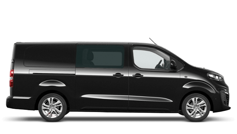 Diamond Black (Metallic) Vauxhall Vivaro-e