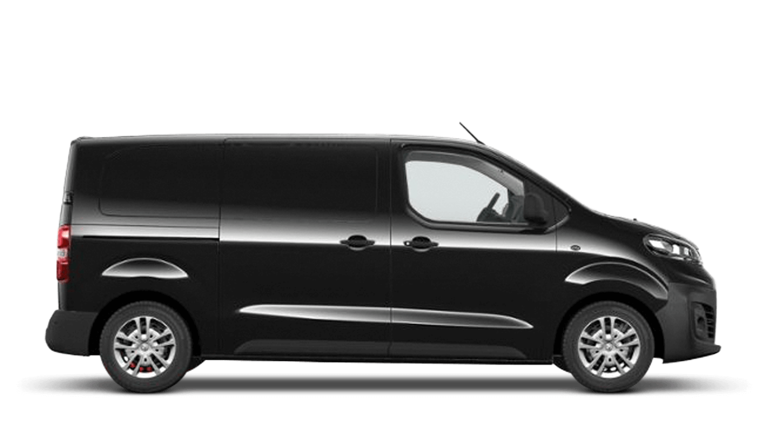Diamond Black (Metallic) Vauxhall Vivaro E