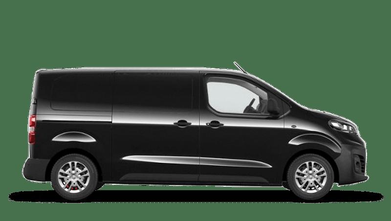 Diamond Black (Metallic) Vauxhall Vivaro E