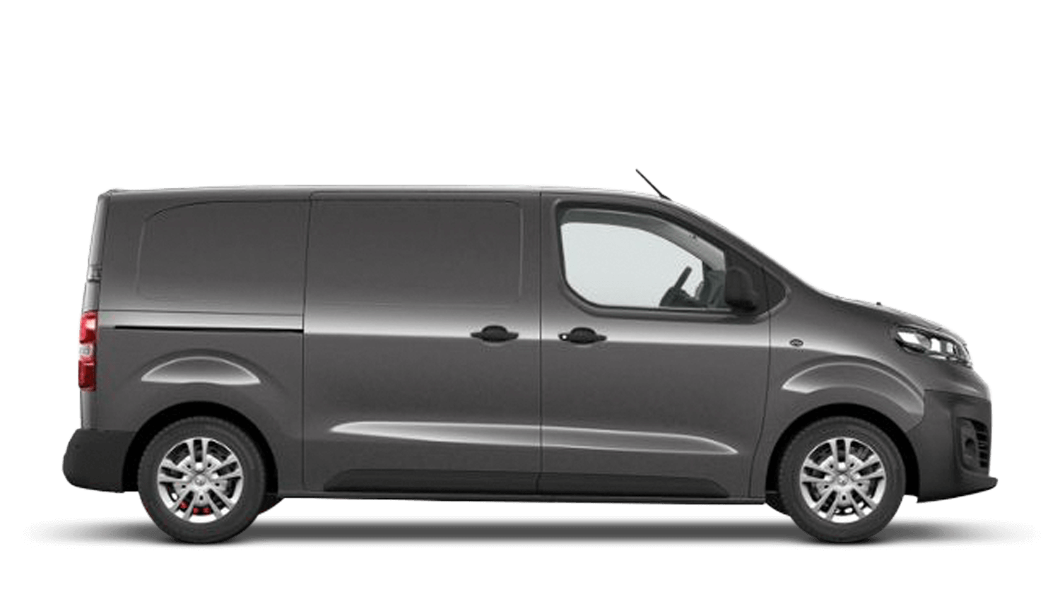 Moonstone Grey (Metallic) Vauxhall Vivaro E