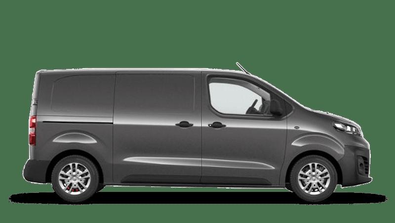 Moonstone Grey (Metallic) Vauxhall Vivaro-e