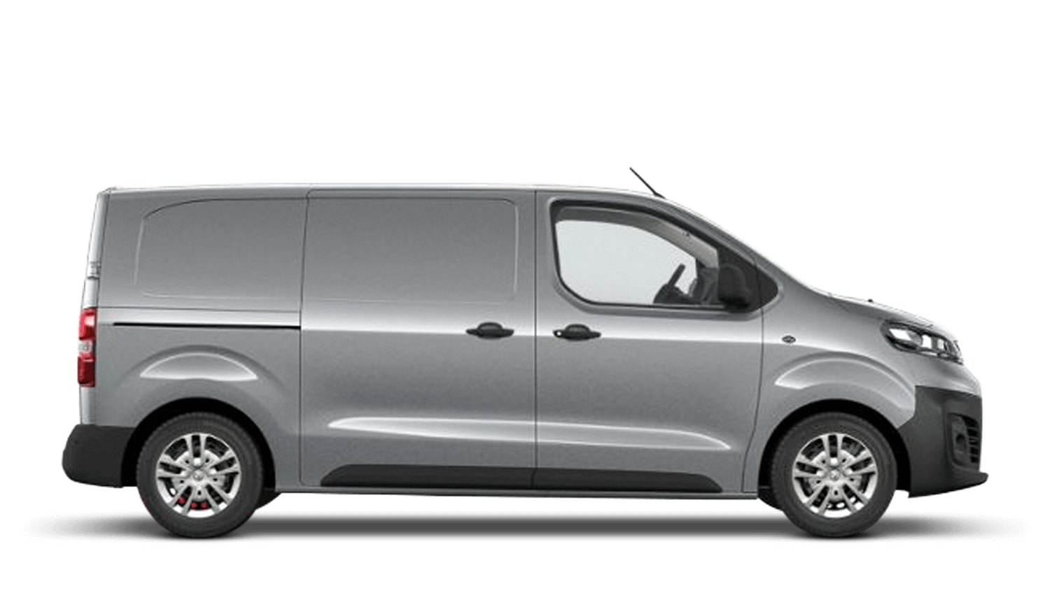 Quartz Grey (Metallic) Vauxhall Vivaro E