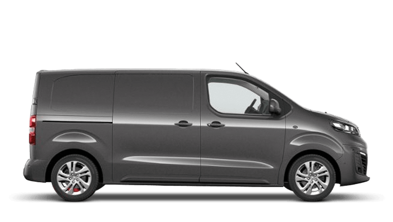 Moonstone Grey (Metallic) Vauxhall Vivaro E