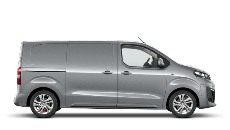 Quartz Grey (Metallic) Vauxhall Vivaro-e