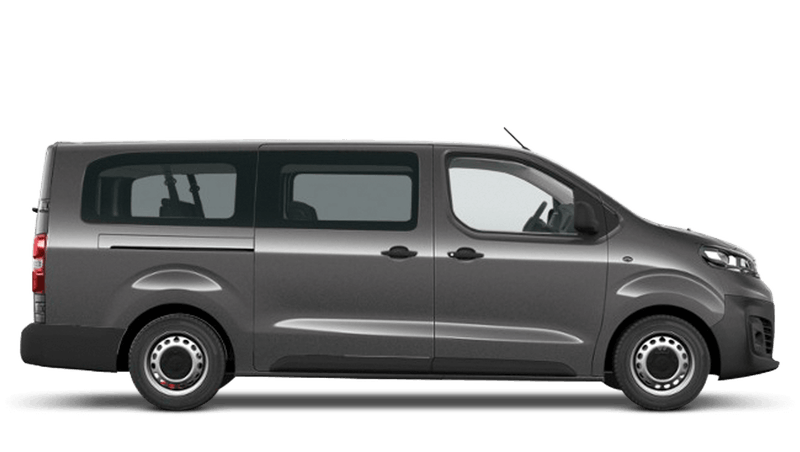Moonstone Grey Vauxhall Vivaro e Life