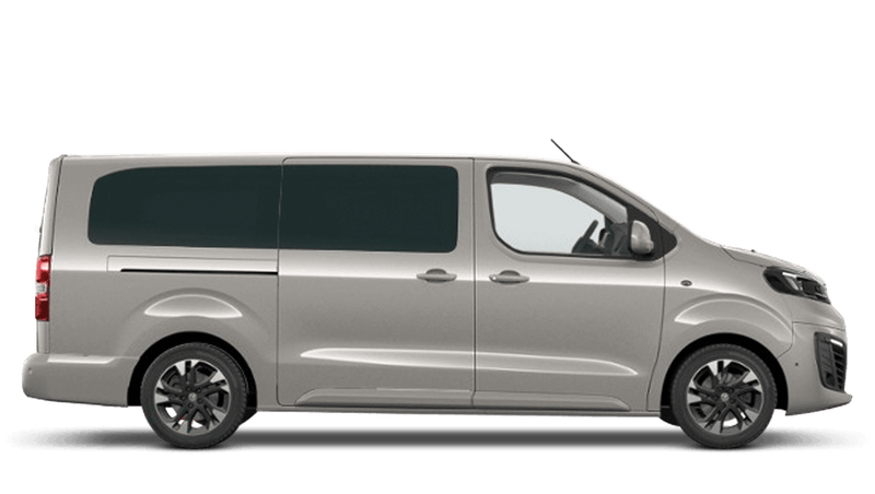 Cool Grey Vauxhall Vivaro-e Life