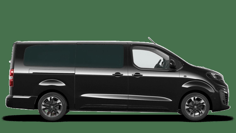 Diamond Black Vauxhall Vivaro-e Life