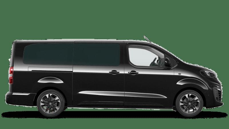 Diamond Black Vauxhall Vivaro e Life
