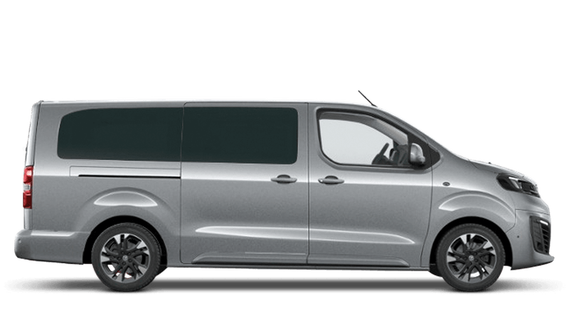 Quartz Grey Vauxhall Vivaro-e Life