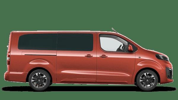 Vauxhall Vivaro e Life Elite