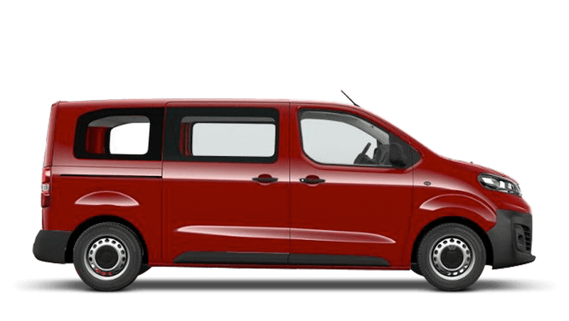 Flaming Red (Brilliant) Vauxhall Vivaro Life