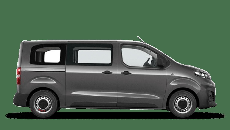 Moonstone Grey (Metallic) Vauxhall Vivaro Life