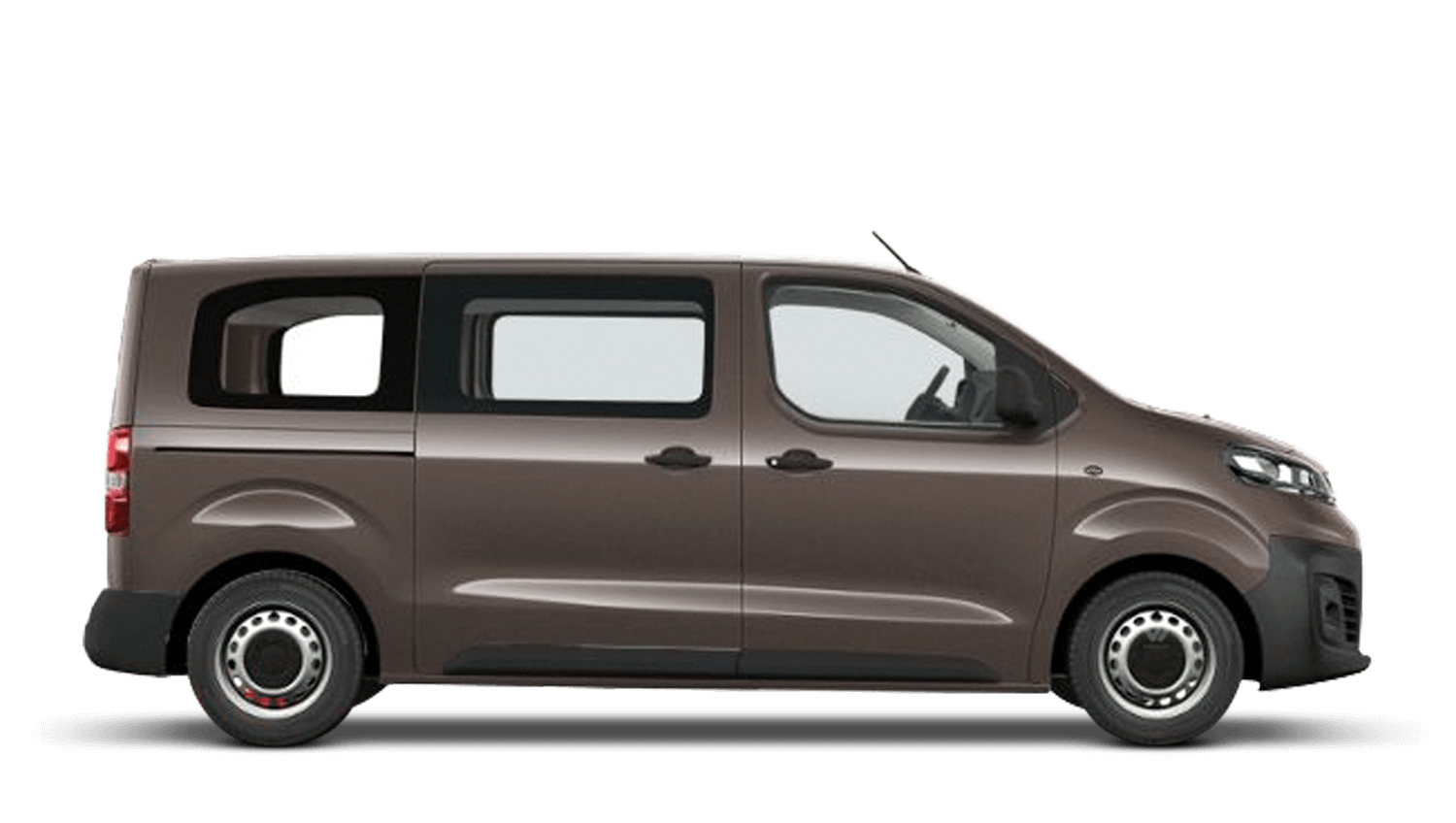 Rich Oak Brown (Metallic) Vauxhall Vivaro Life