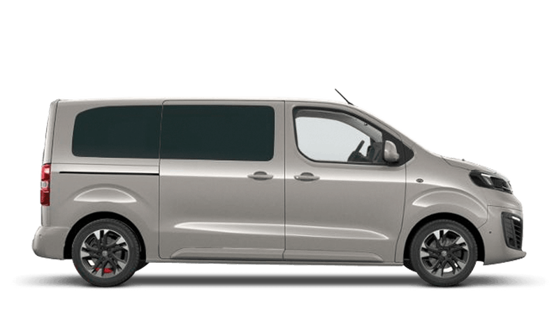 Cool Grey (Metallic) Vauxhall Vivaro Life